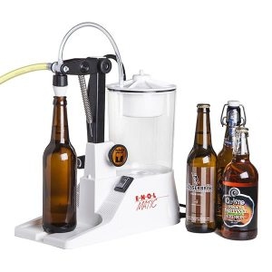 Enolmatic plnička 230 V.-50 Hz. s tryskou na pivo