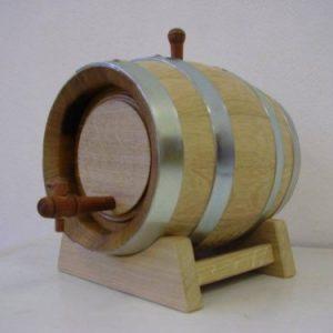 Dubový sud na pálenku a víno